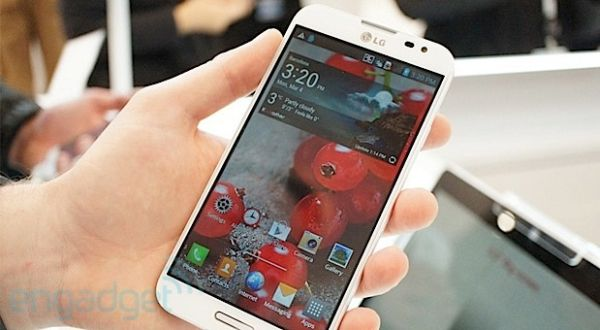 LG has launched its Optimus G Pro, Packed with Excellent Feature, in Japan