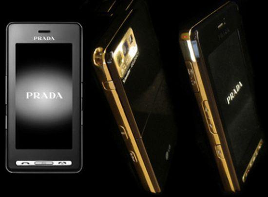 lg prada gold UBTO4 15699