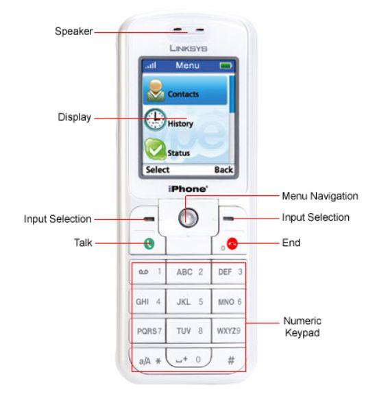 linksys wip320 iphone