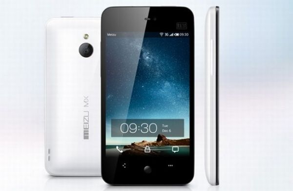 Meizu MX phone