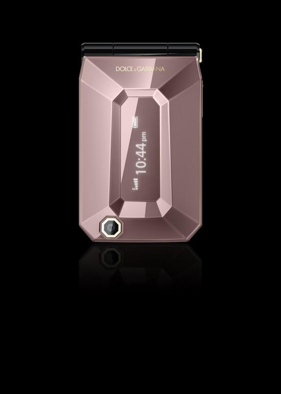 mini bejoo dg front closed sparkling rose