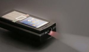 mobile projector J8X4x 5965