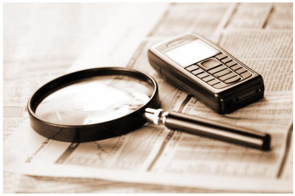 Mobile forensic software