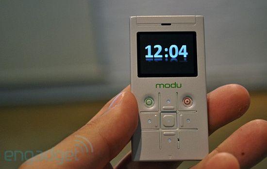 modu lightest phone 1