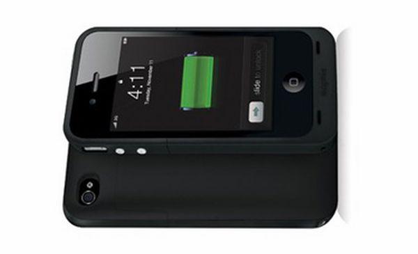 Mophie Juice Pack Air Plus Black Charging Case