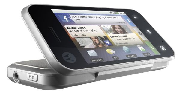 Motorola BackFlip Smart Phone
