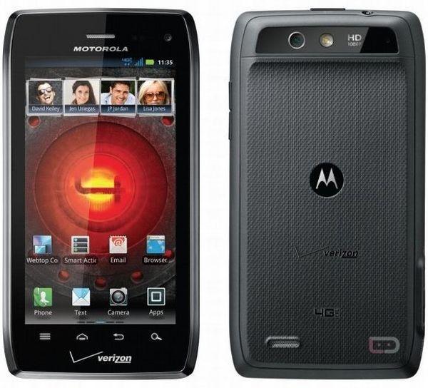 Motorola Droid 3 vs. Motorola Droid 4