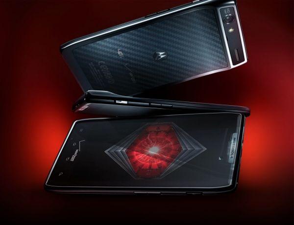 Motorola Droid HD aka RAZR