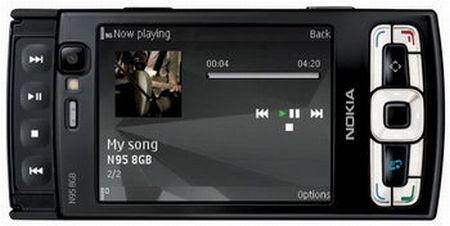 music n95 8gb