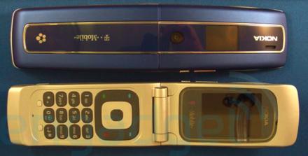 new nokia 3555