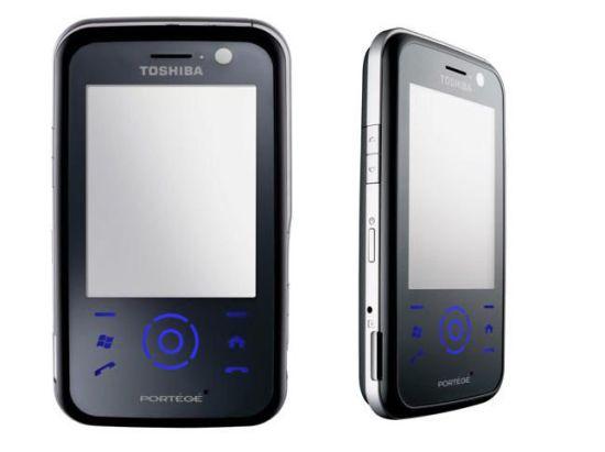 new toshiba phone