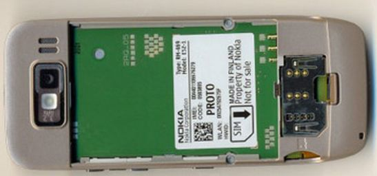 nokia e52 fcc approved