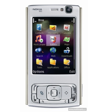 nokia n95 multimedia phone