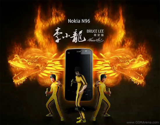 nokia n96 bruce lee edition 3 hltDF 48