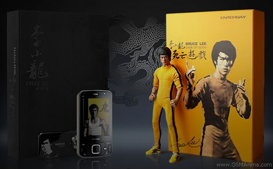 nokia n96 bruce lee edition Jy6JC 48
