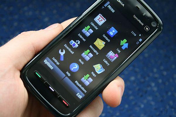 Nokia 5800 Express Music
