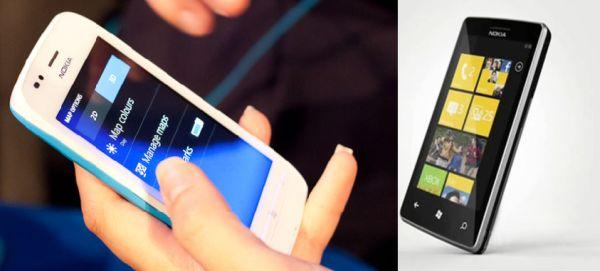 Nokia Lumia 710 vs. Nokia Ace