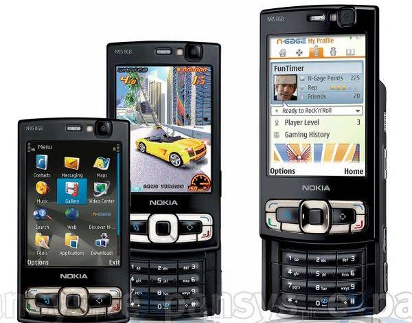 Nokia N-95