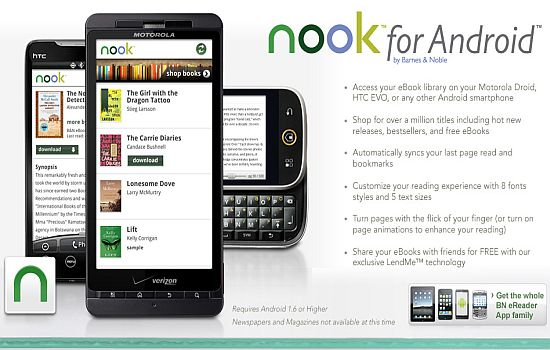 nook for android app1