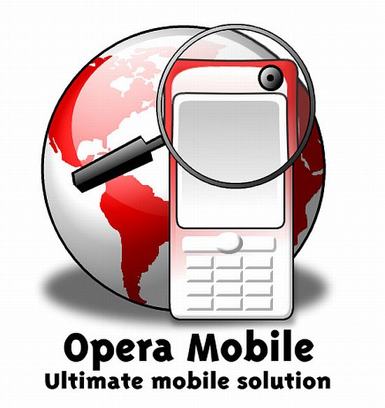 Opera Mobile 10 for Symbian.