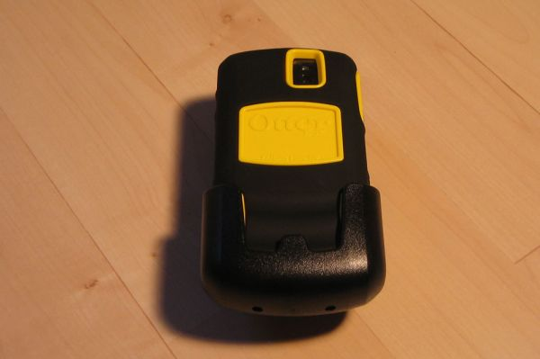 OtterBox Defender Series Case for the BlackBerry Pearl 8100