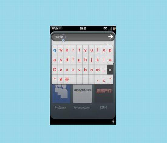 palm pre virtual keyboard third party patch