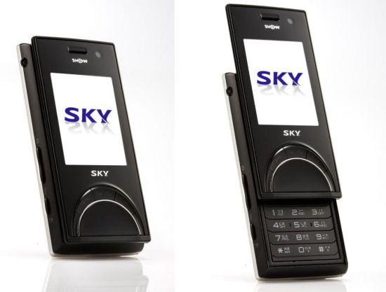 pantech sky phone