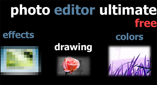 Photo Editor ultimate