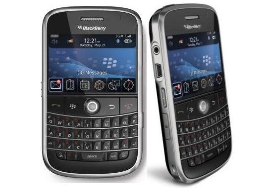 rim blackberry bold smartphone