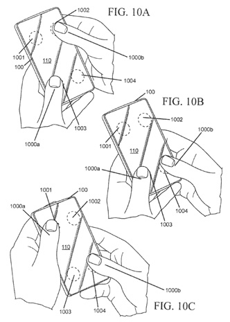 RIM files patent to unlock touchscreen phones with the force of thumb