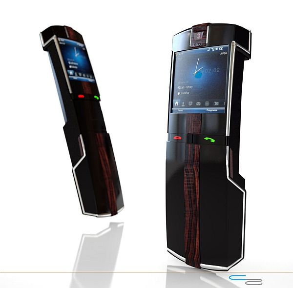 Rolls Royce Idolon Concept Cellphone