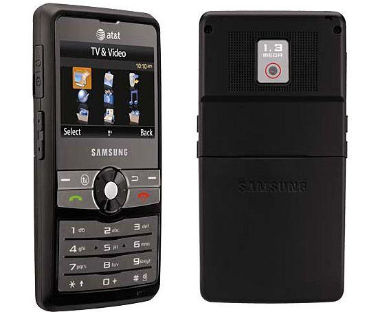 Samsung Access A827