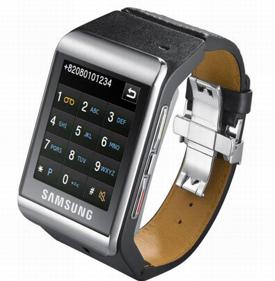 samsung worlds thinnest watchphone s9110