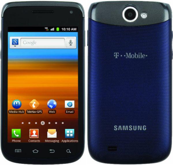 Samsung Exhibit II 4G vs. Samsung Exhibit 4G