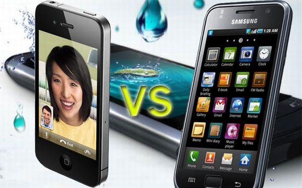 Samsung Focus S vs. Apple iPhone 4S