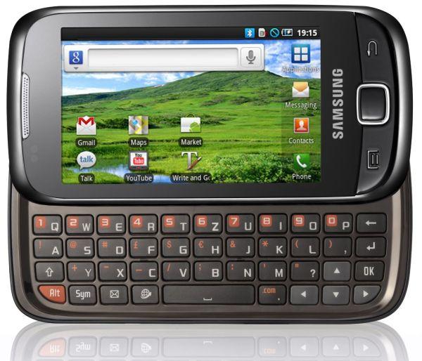 Samsung Galaxy 551 I5510 Smartphone