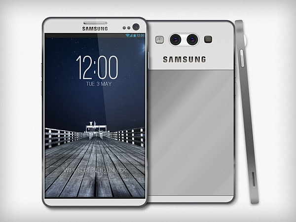 Samsung Galaxy S4 to be announced in Feb '13