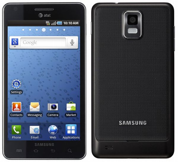 Samsung Infuse 4G Smartphone