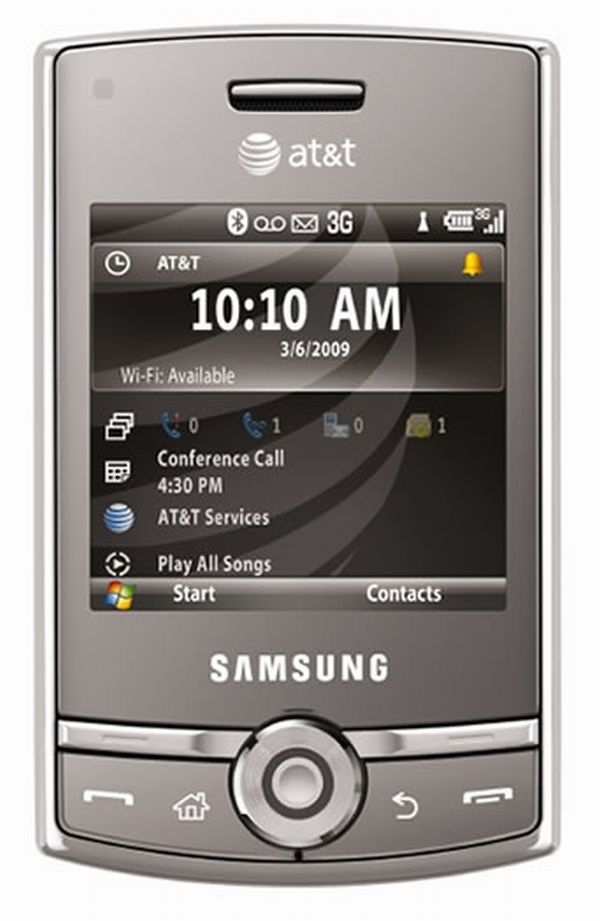 Samsung Propel Pro (SGH-i627) [AT&T]