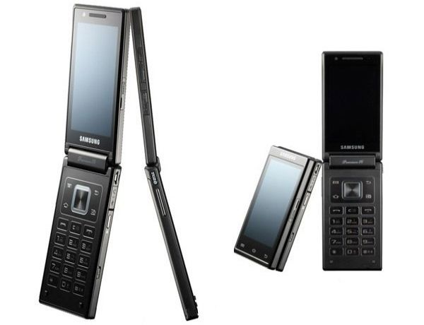 Samsung представила раскладушку …