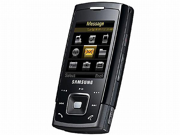 Samsung SGH-E900