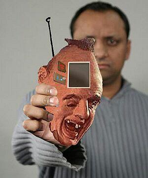Top 5 Weird Cell Phones Cellphonebeat