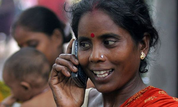 Smartphone for illiterate