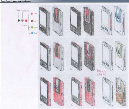 sony ericsson cyber shot flagship phone concept 2