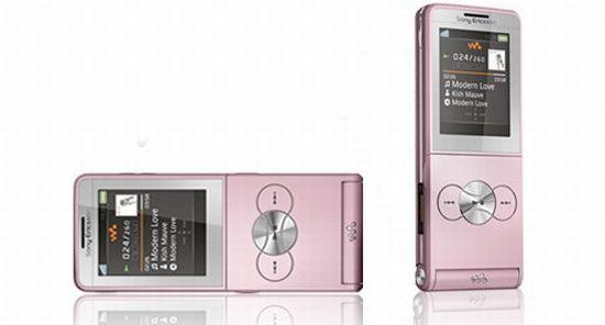 sony ericsson w350 pink ji9dB 11446
