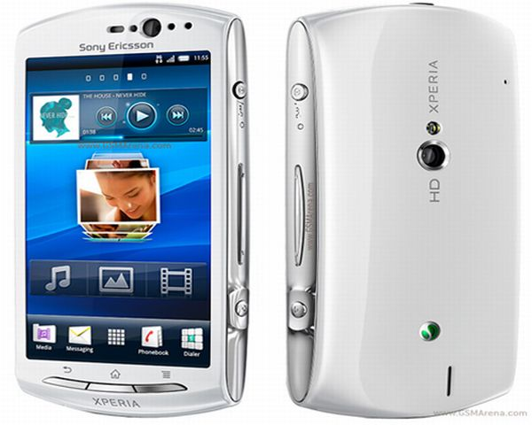 Sony Ericsson Xperia neo V vs. Samsung GALAXY W