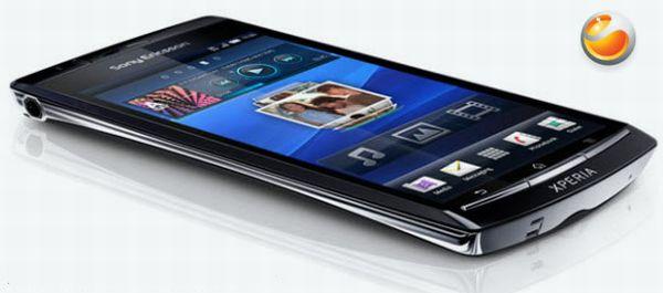Sony Ericsson's Xperia Acro