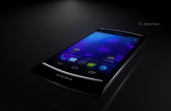 Sony Xperia Yu concept phone