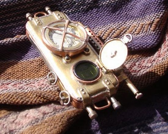 steampunk based russain phone image 2