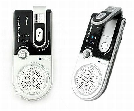 superhandsfree hf 100 bluetooth speakerphone